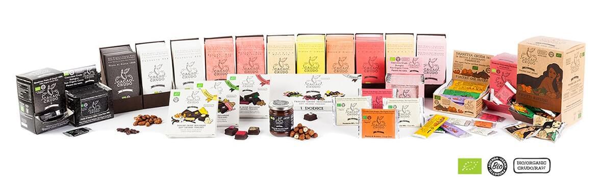 Cacao Crudo azienda