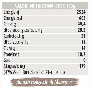Pasta di cacao crudo fondente 80%